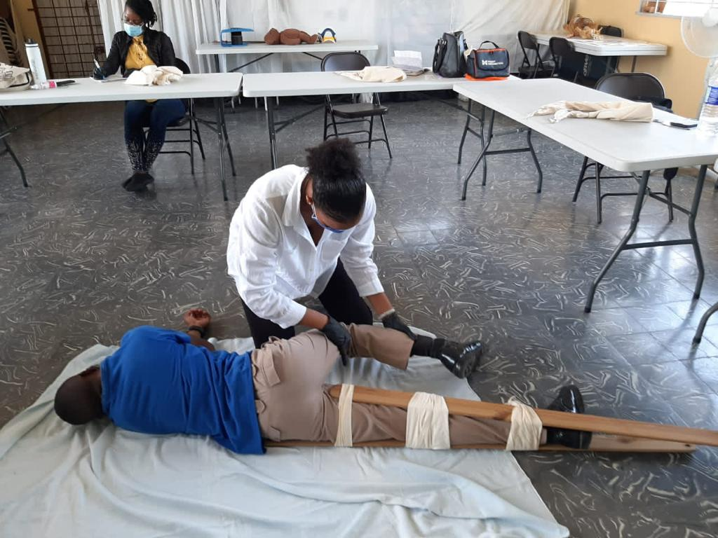 CPR & First Aid Training with St Johns Ambulance